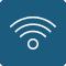 icona connettività wifi