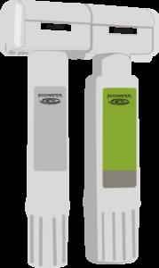 Filtro acqua EPS 1000 illustrazione