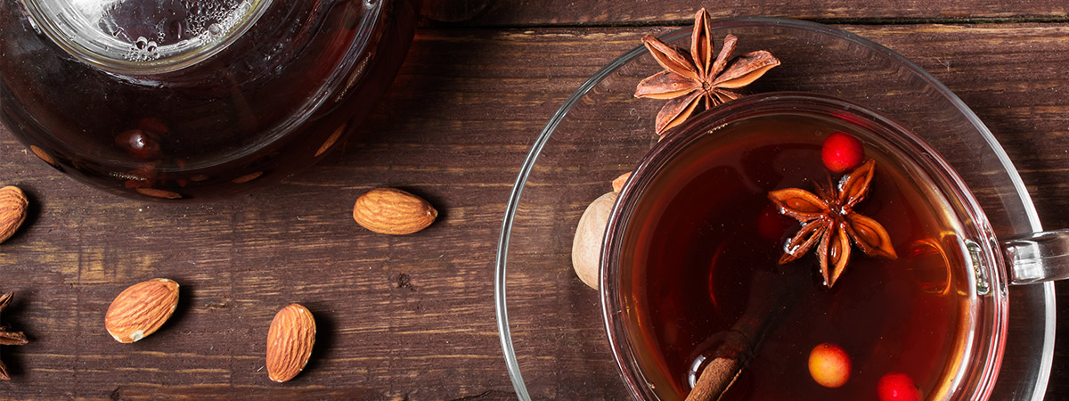 Ricetta tè alla cannella